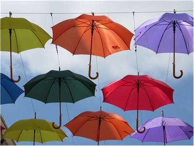 Different Types of Umbrellas